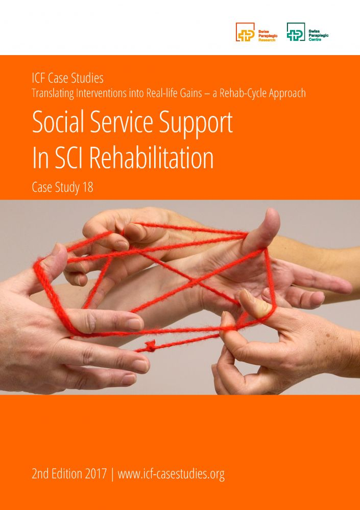 18 | Social Service Support In SCI Rehabilitation